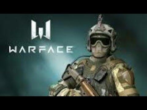 Warface Ps4 стрим