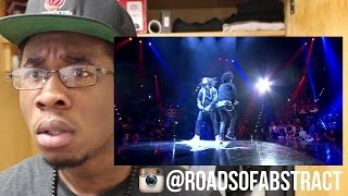 Les Twins Performance | Red Bull BC One World Final 2015 REACTION!