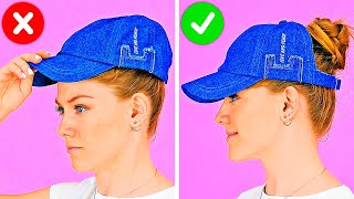 32 SMART DIY CLOTHES HACKS