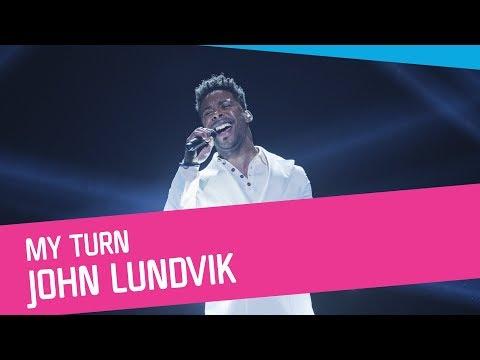 John Lundvik – My Turn