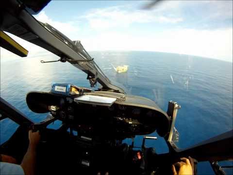 POUSO NA PIRANEMA -  EC 135 P2+  Offshore  -  HD
