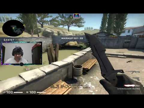 CS GO SPRAYING TUTORIAL FOR AK/M4/KREIG. thumbnail