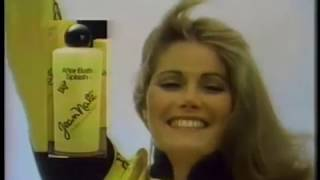 Jean Naté commercial, USA 1981