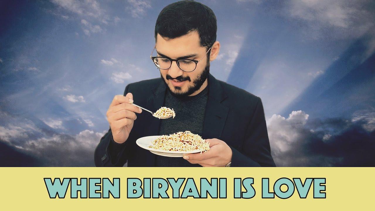 When Biryani (Pulao) is Love | Saad ki Shaadi | MangoBaaz