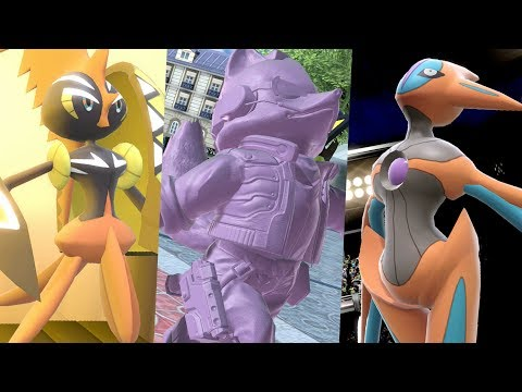 Ranking ALL Pokémon Assists in Super Smash Bros. Ultimate