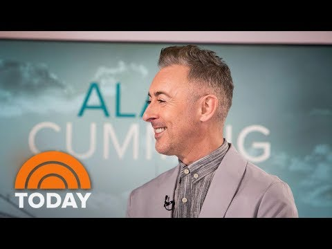 Tony Winner Alan Cumming: I Dance Between Takes On New Drama 'Instinct'  TODAY