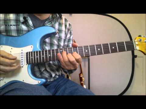 Riff #17: Domino Riff (Van Morrison)