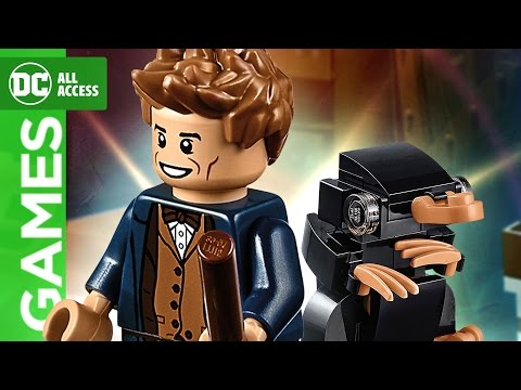 Easter Eggs - LEGO Dimensions: Fantastic Beasts Meets S.T.A.R. Labs