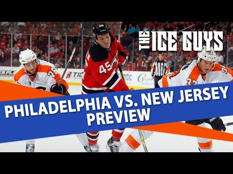 NHL Picks  | NJ Devils vs. Philly Flyers Preview + Free Picks | Ice Guys