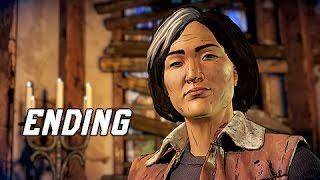 The Walking Dead A New Frontier Episode 3 Walkthrough Part 4 - ENDING Episode 3 Let s Play