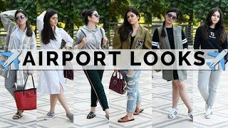 Stylish Airport Outfit Ideas | Heena Somani