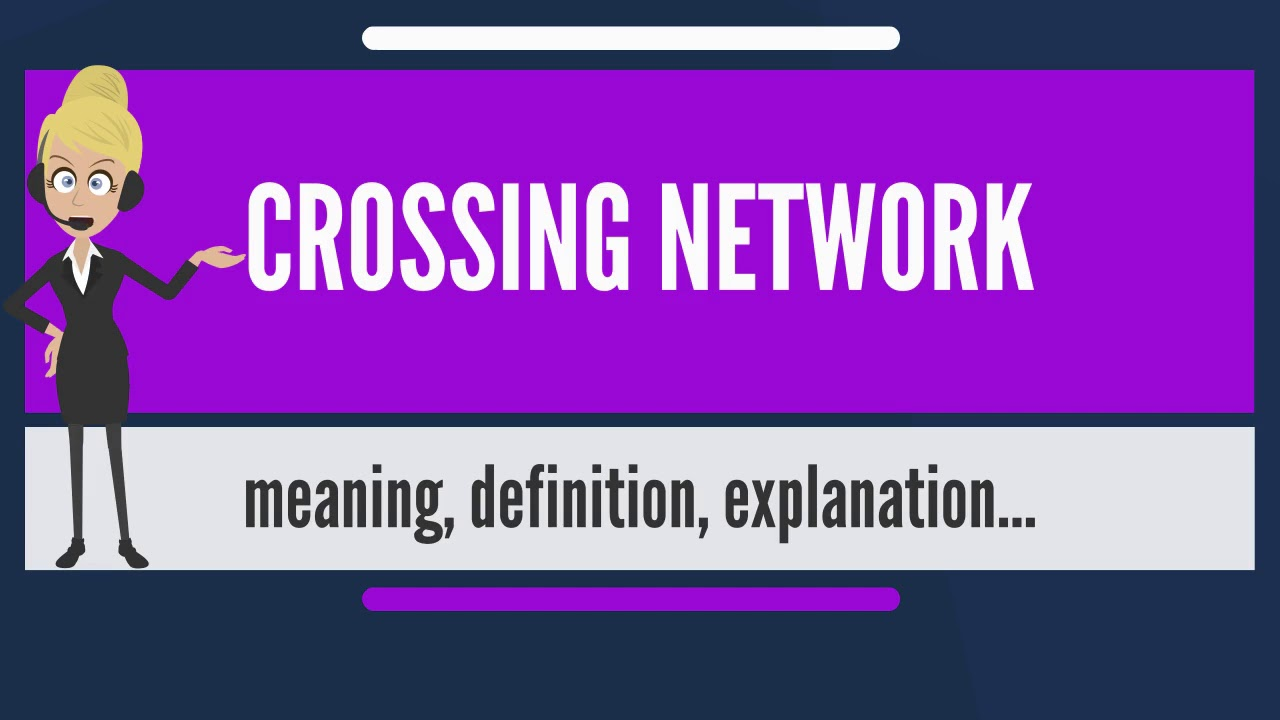 What is crossing 9