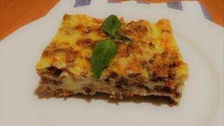 Лазанья/ Lasagna