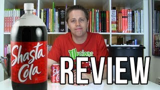 Shasta Cola Review (Soda Tasting #173)