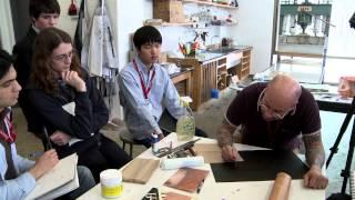 Gambar cover John McKaig Printmaking Techniques: Lesson 1