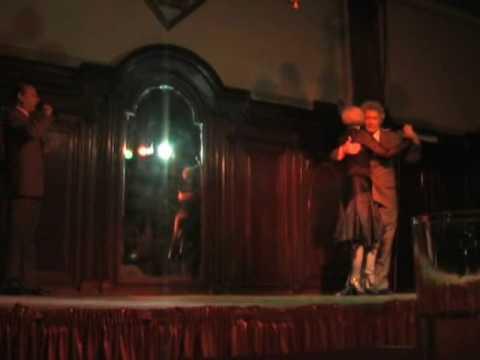 Bailarin Compadrito