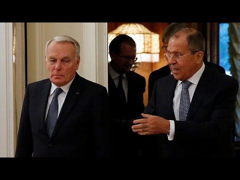 Russia 'ready' To Cooperate With US On Syria Ceasefire