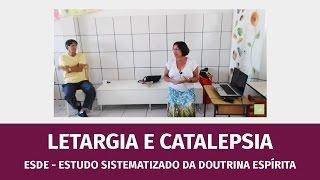 11.10.2015: Letargia e Catalepsia - ESDE