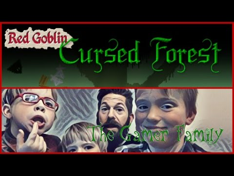Red Goblin Cursed Forest - The Gamer Family - You Play  