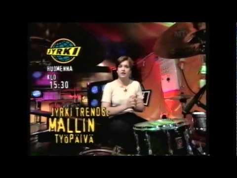Jyrki mainos toukokuussa 1998
