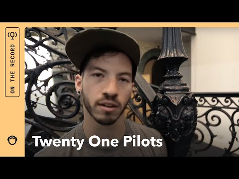 Twenty One Pilots Talk Sigur Ros: On The Record (interview)