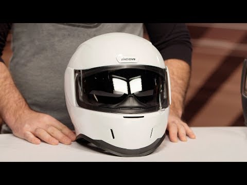 Thumbnail for ICON Airform Helmet Review