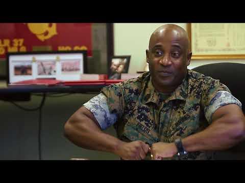 The Motivator: Sgt. Maj. Mario P. Fields