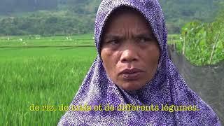 Mlle Ito est une cliente de Komida, une institution de microfinance soutenue par BNP Paribas.