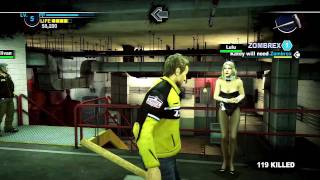Dead Rising 2: Walkthrough - Part 4 - Let's Play (DR2 Gameplay/Commentary)