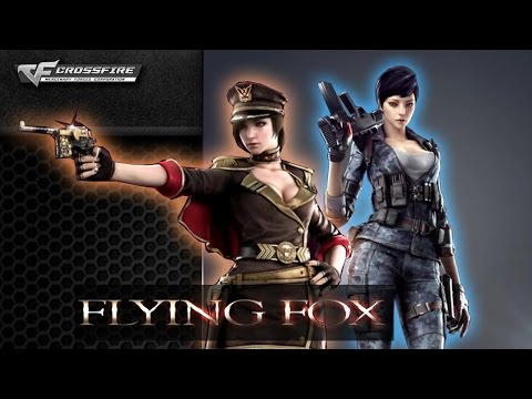 [CFVN] Flying FOX- Nữ nhân vật mới nhất đột kích (GP)