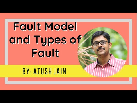 Introduction to VLSI Testing: Fault Model and Types of Fault