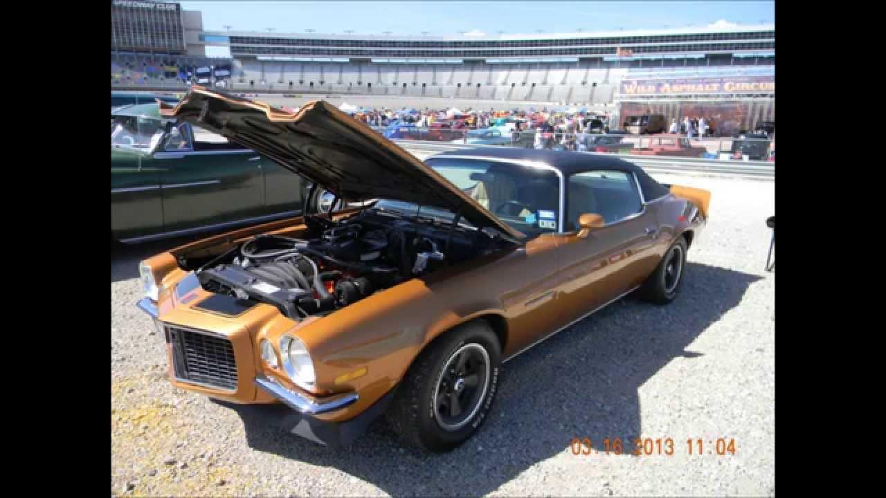 Good guys car show at texas motor speedway youtube for Texas motor speedway car show
