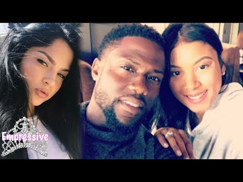 Eniko and Kevin Hart respond to cheating allegations (side chick revealed)