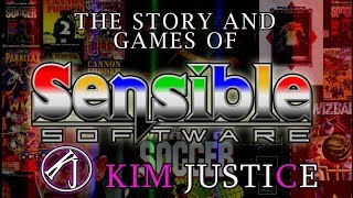 THE STORY AND GAMES OF SENSIBLE SOFTWARE | Kim Justice