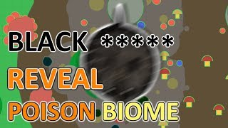 MOPE.IO // BLACK ***** REVEAL // NEW POISON BIOME ANIMAL REVEAL // TEASER # 3