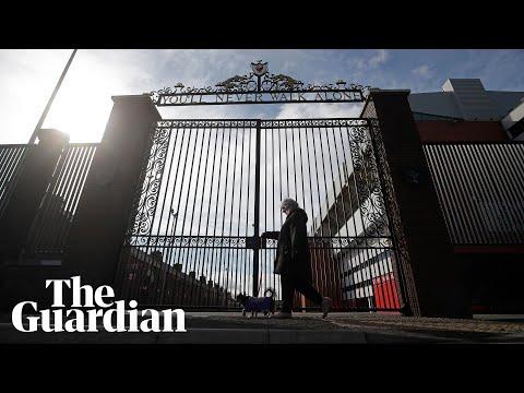 Football shuts down because of coronavirus
