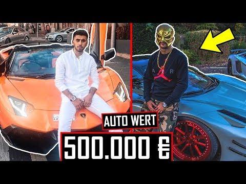 🚗 WIE VIEL IST DEIN AUTO WERT ? (Rapper Edition) 🚗 Gzuz, Capital Bra, Bonez MC... thumbnail