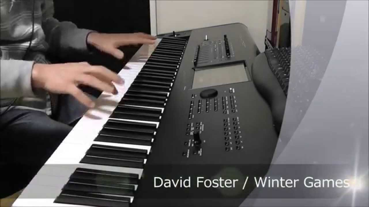 winter games david foster piano cover youtube. Black Bedroom Furniture Sets. Home Design Ideas