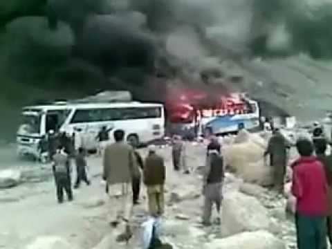 Watch exclusive Gilgit Baltistan Chilas incident against Shia Muslims