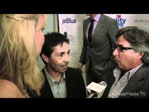 Mark & Michael Munoz at Reality Cares Achievement Awards Emmy