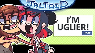 One of Jaltoid's most viewed videos: I'm Uglier (Sequel) (Facebook Parody) - Jaltoid Cartoons