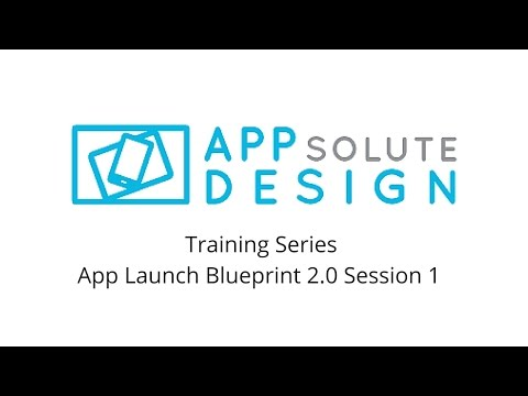 Simple app blueprint 6 ways to make money from mobile apps app launch blueprint 20 session 1 malvernweather Images