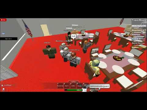 ROBLOX Terrorism - The White House Occupation (Part 2)