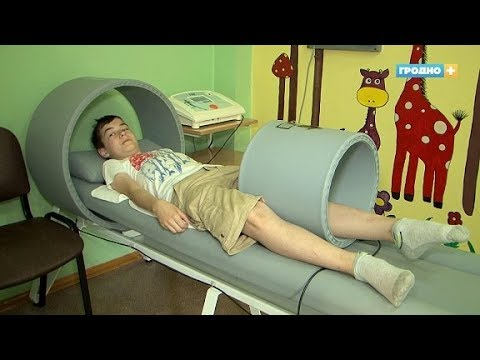 Гродненской детской поликлинике передано оборудование на сумму почти 80 тысяч долларов
