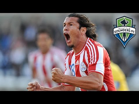 Welcome to Seattle Sounders FC, Nelson Valdez!