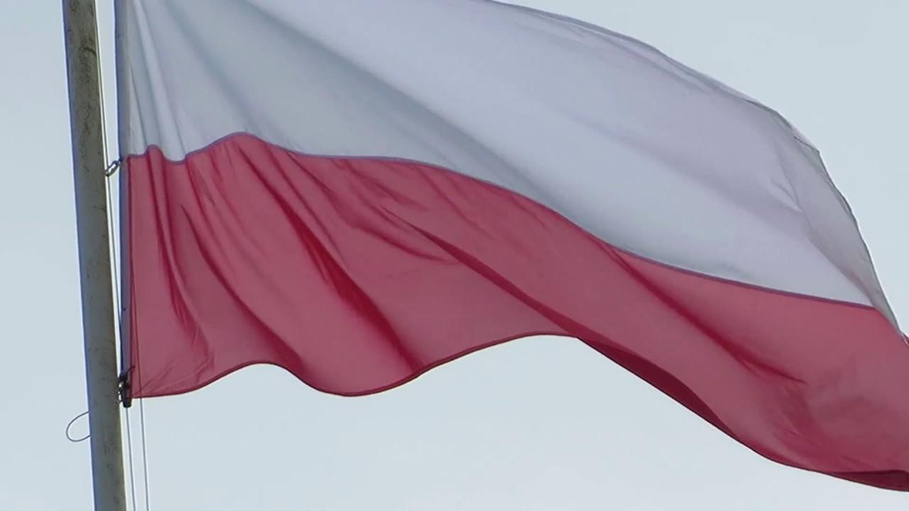 Bandera De Polonia, Poland Flag, Polska Flaga