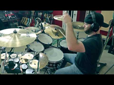 Zomboy - Mind Control (Improv Drum Cover)...