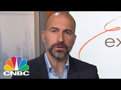 Early Uber Investor: Expedia CEO Seems Like A Very Good Choice For Ride-Sharing Company | CNBC