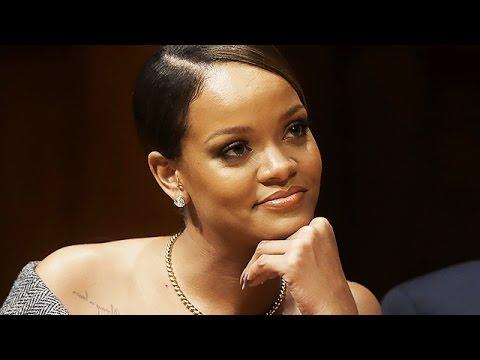 Rihanna Reacts To Supposed Nicki Minaj Feud
