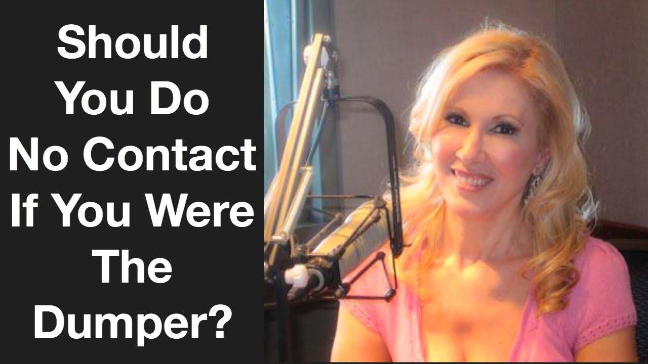 Should You Do No Contact If You Were The Dumper?